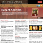 Orthodox Answers